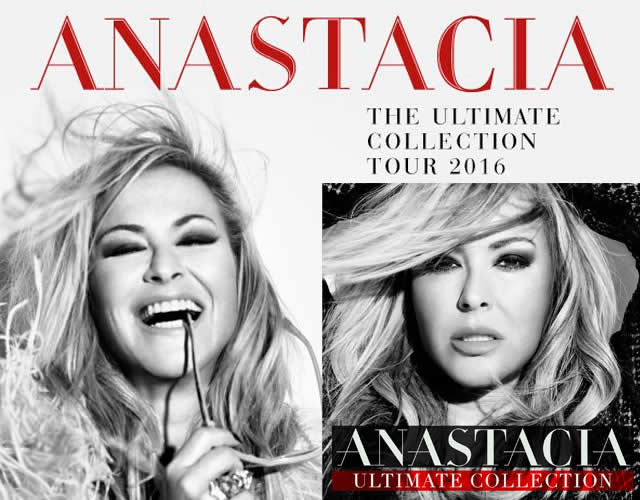 Concerto Anastacia - The Ultimate Collection Tour 2016 - Palermo